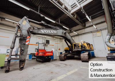 Option Construction et Manutention