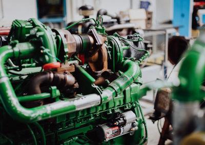 BTS Maintenance des Matériels Agricoles au Lycée Eiffel de Gannat