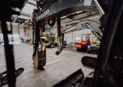 BTS Maintenance des Matériels de Contruction et de Manutention